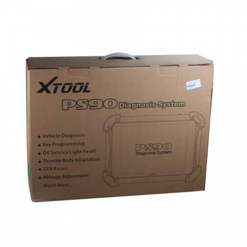 V16.21PS2/PS90 XTool PS90 Tablet Vehicle Wifi Diagnostic Tool