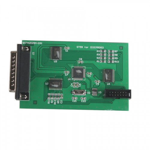 ST59 Plug for DIGIPROG3 Mileage Programmer Used for NEC Cluster Vehicles