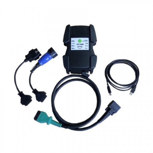 MAN CAT T200 Diagostic tool For MAN Trucks Multi-language Supports Offline Programming