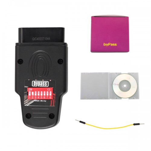 BYPASS ECU Unlock Immobilizer Tool for Audi Skoda Seat VW