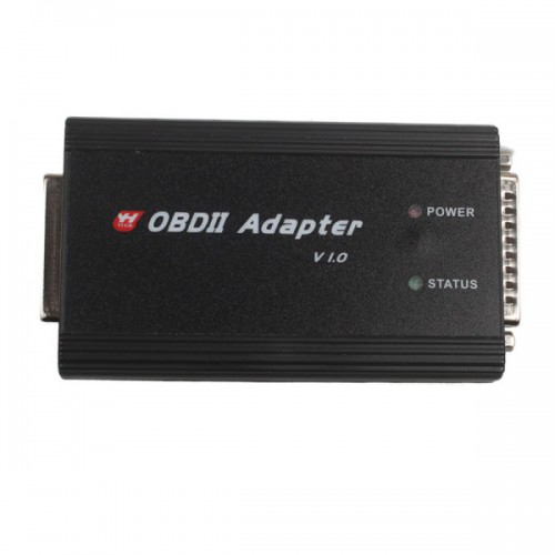 OBD II Adapter Plus OBD cable Works with CKM100 and DIGIMASTER III for Key Programming