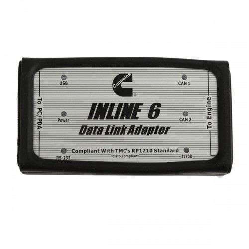 Cummins INLINE 6 Data Link Adapter Insite 8.2 Diagnostic Tool for Cummins Diesel Engine