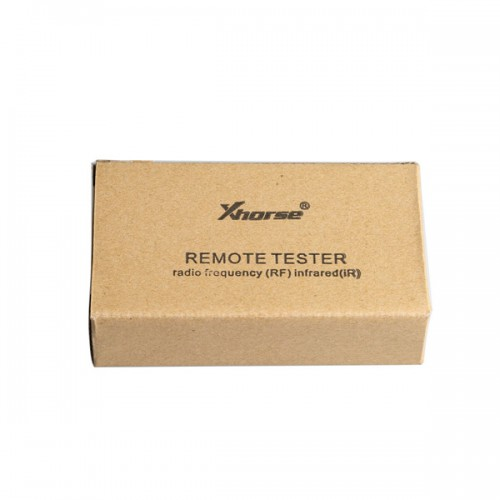 XHORSE Remote Tester for Radio Frequency Infrared [buy SK199-B instead]
