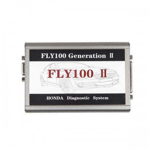 Generation 2 FLY 100 (FLY100 G2) Honda Scanner Full Version Diagnosis and Key Programming
