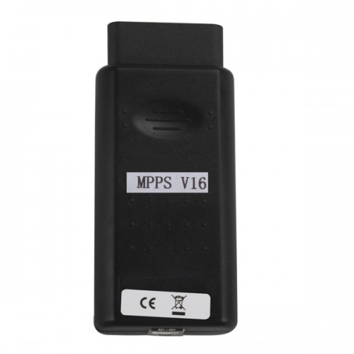 [ Ship From US, No Tax]  Newest MPPS V16.1.02 ECU Chip Tuning for EDC15 EDC16 EDC17 inkl CHECKSUM  Read And Write Memory