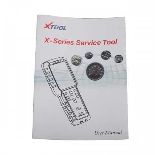 XTOOL X300 Plus X300+ Auto Key Programmer with Special Function