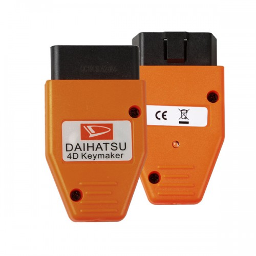 4D Key Maker Replacement  via OBD Port for Daihatsu Free Shipping