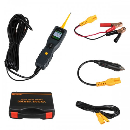 VXDAS VSP200 Electrical System Circuit Tester VSP200 Power Scan Tool