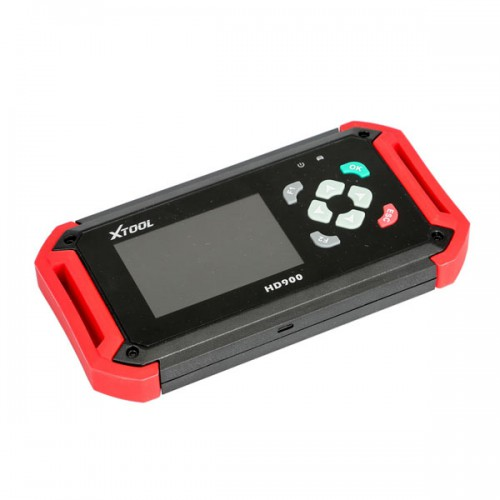 Latest XTOOL HD900 Code Reader for  Heavy Duty Truck Support SAE J1939(CAN) and SAE J1708/J1587 protocol
