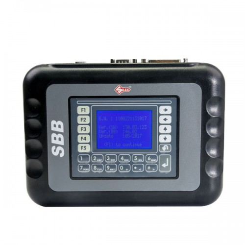 [ Ship From US, No Tax] Multi-language  Latest Version V46.02  SBB Key Programmer[Buy SK03-C instead]