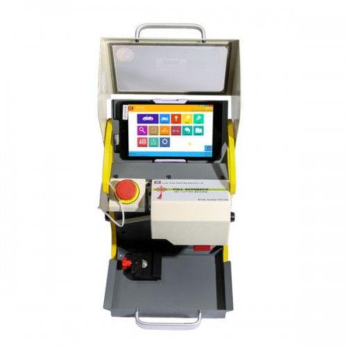 SEC-E9 CNC Automated Key Cutting Machine Multi-Language available Support network remote upgrade