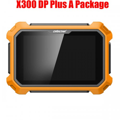 OBDSTAR X300 DP PLUS A Configuration Basic Package Immobilizer+Special function