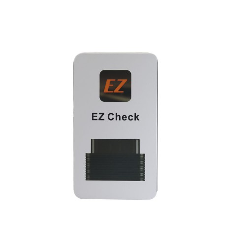 Launch X431 EZcheck EZ Check OBDII Scan Tool Golo EZdiag App support Android & IOS