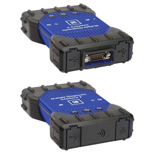 [Ship from US] GM MDI 2 Multiple Diagnostic Interface with Wifi Card Support Cars From 1996 To 2020
