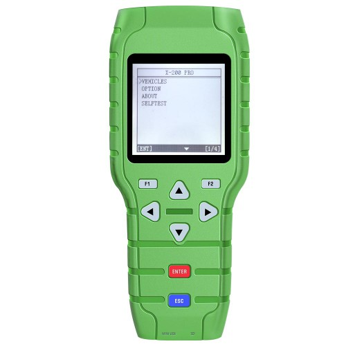 [ Ship From US, No Tax] Handheld Device Auto x-200 Oil Rest Tool (A+B) Type Maintenance+EPB+OBD