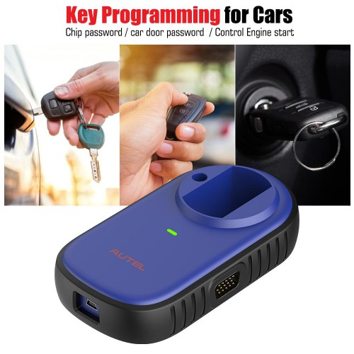 [On Sale] [ Ship From US, No Tax]  Autel IM508 Car Key Programmer Diagnostic Tool With Powerful IMMO Function Updated Version of Auro OtoSys IM100