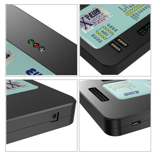 V6.12 Latest Version X-PROG Box ECU Programmer XPROG-M with USB Dongle[Buy SM53-B instead]