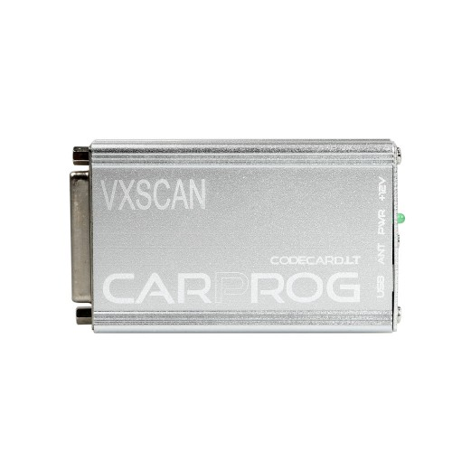 VSCAN Carprog Full V9.31 with all softwares and 21 Adapters【Buy SE53-1 instead】