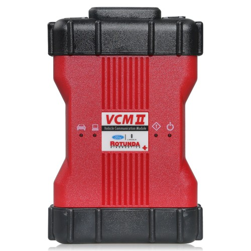 [Ship From US] High Quality V108 Ford VCM II Diagnostic Tool Diagnostic Scanner Support Programming PCM
