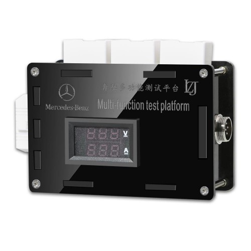 Multi-Function Test Platform For BENZ Standard test for 221 207 204 164 166 204 204 212 246 218 and other ELV and dashboards