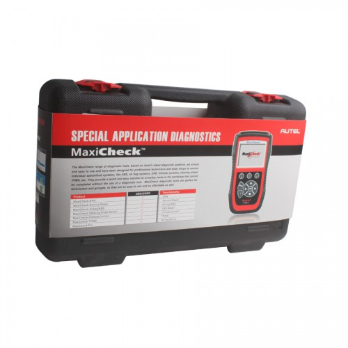 [Ship From US] Autel MaxiCheck Pro( including EPB/ABS/SRS/SAS/BMS/DPF)Scan Tool