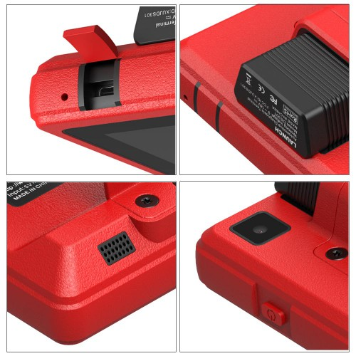 [Ship From US] Launch X431 ProS Mini Pad Full System Multi-brand Automotive Diagnostic Scanner 2 Years Free Update