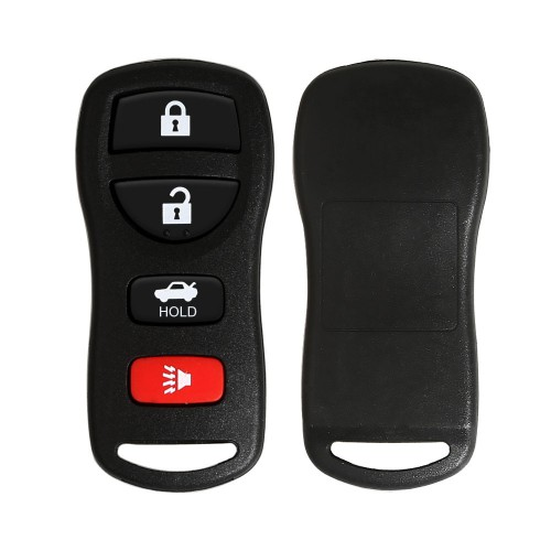 Nissan Infiniti 4 Button Keyless Entry Remote 315Mhz - SIEMENS VDO 5pcs/lot