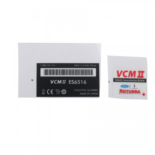 [Ship From US] VCM II 2 in 1 Diagnostic Tool for Ford IDS V118 and Mazda IDS V118 Support Vehicle Till 2019