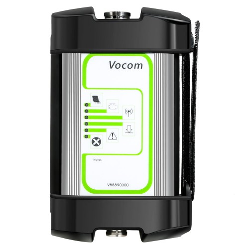 New Volvo 88890300 Vocom Interface for Volvo/Renault/UD/Mack Truck Diagnose Round Interface