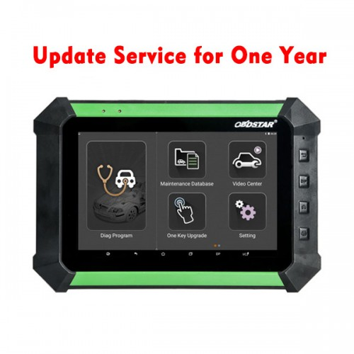 OBDSTAR X300 DP Update Service for One Year
