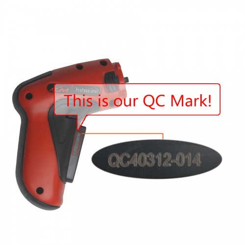 [Ship From US] Free shipping New Cordless Electric Pick Gun Car Lockpick