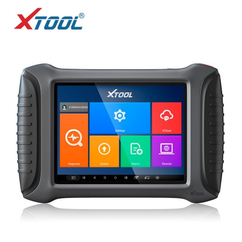 [Global Version] XTOOL X100 PAD3 OBD2 Key programmer Update Via WIFI Work for Toyota all key lost with VW 4th and 5th immo