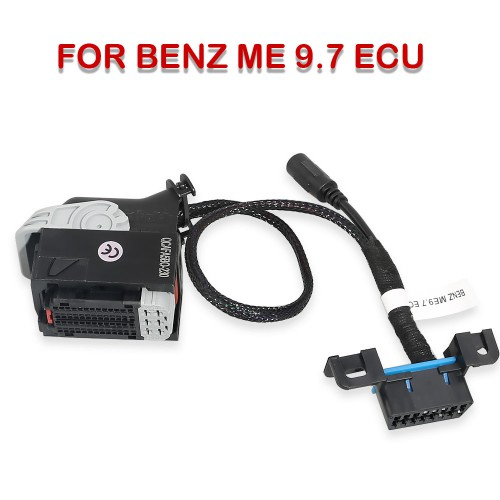 Mercedes Benz ME9.7 ECU ECM Engine Computer plus ME9.7 ECU Test cable Renew Cable No Need Open ECU