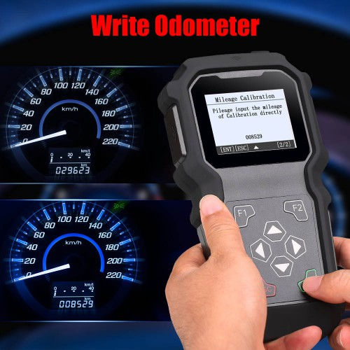 GODIAG M201 OBDII Odometer Adjustment Professional Tool For FORD