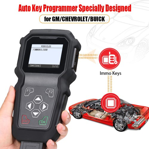GODIAG K102 Hand-held key Programmer For GM/CHEVROLET/BUICK