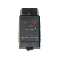 Drive Box Bosch EDC15/ME7 for V-A-G OBD2 IMMO Deactivator Activator Free Shipping