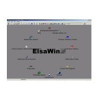 ElsaWin V4.0 for 1986-2011 Audi-VW-Skoda-Seat  Free Shipping