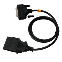 NO.27 Cable OBD2 VW Opel for Tacho Universal U2008 Jan Version 0698 OK