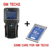 New Tech2 for GM + 32MB Card  (2 Cards for your Option)