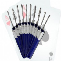 Lock pick set 12 in one