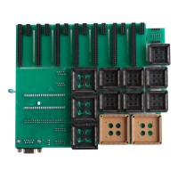 Only Adaptor for 2012 New UPA USB Programmer with Full Adaptors Green Color