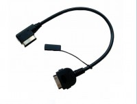 Audi AMI Cable to iPod MP3 Interface