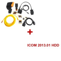 Best Quality  ICOM for BMW + 2013.01 Software HDD (External HDD)