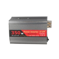 350W USB Car Power Inverter DC 24V to AC 220V