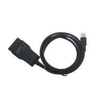 XHORSE OBD2 Diagnostic Cable for Toyota TIS Free Shipping