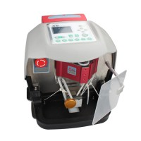 Automatic V8/X6 Key Cutting Machine  Multi-Language Get 1 Set Cutter And Probe For Free
