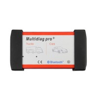 V2014.03 Multidiag Pro+ Bluetooth New Design for Cars/Trucks with 4GB Memory Card Free Keygen