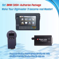 CAS4+ Authorize Package for BMW Works with Digimaster 3/CKM100 and uper BDM Programmer)