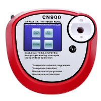 2015 Latest Original CN900 2.32.3.64 Universal Car Key Programmer Update Online(buy SK188 SK189 instead)