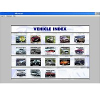 Microcat Electronic Parts Selling System 2013.07 for Land Rover